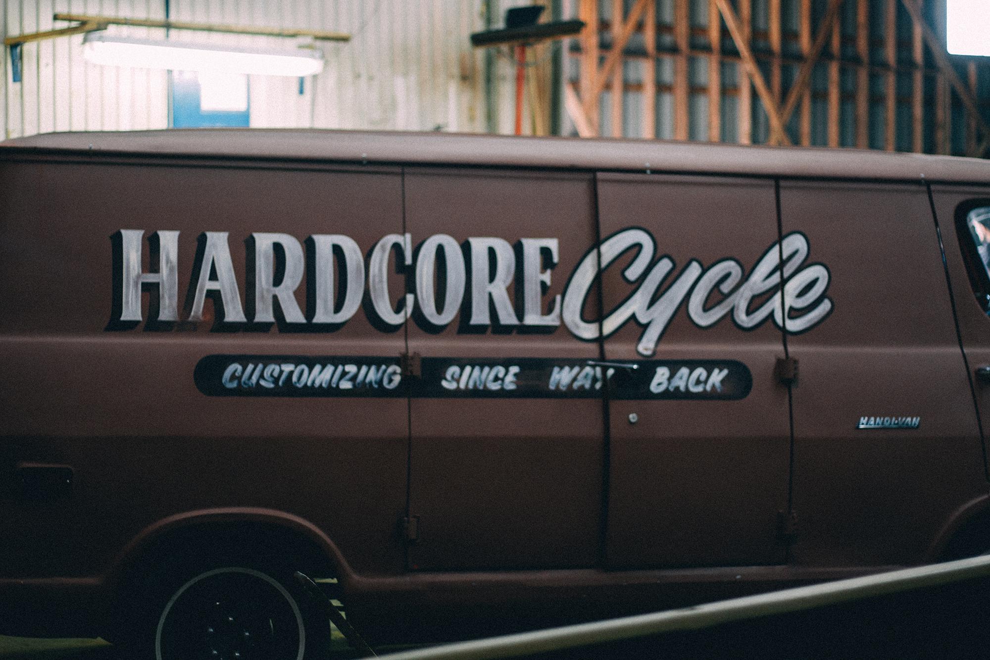 Hardcore Cycle 39