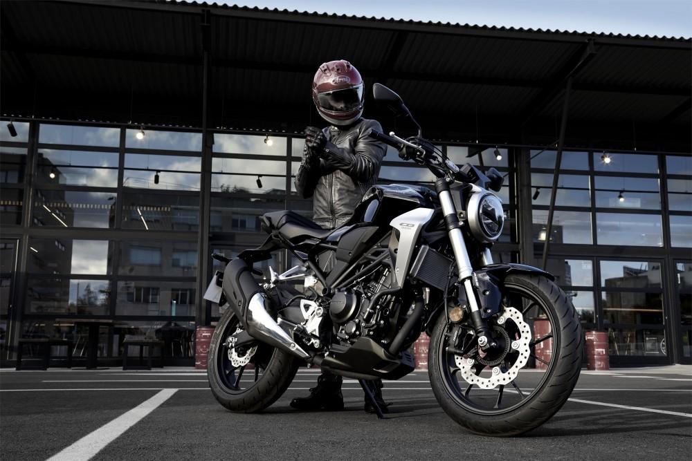 Oneland - Honda 2018 CB300R