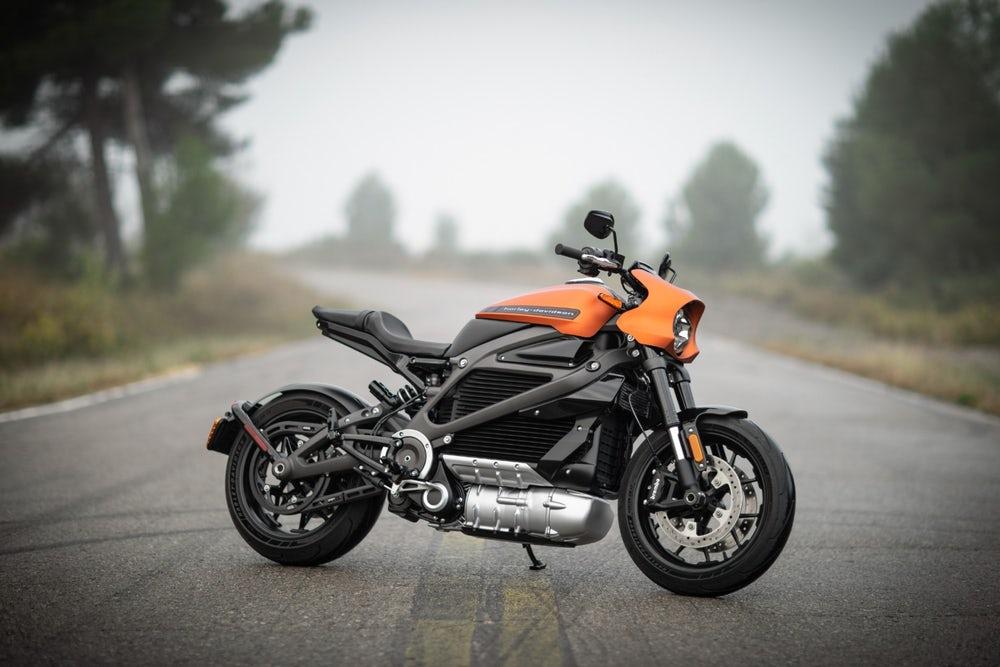 2019 Harley Davidson LiveWire Oneland moto electrique (10)